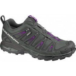Salomon X Ultra GTX W asphalt/anemone purple 355574 dámské nízké nepromokavé boty