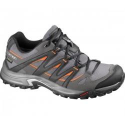 Salomon Eskape GTX detroit/fall orange 327305 pánské nízké nepromokavé  boty