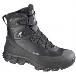Salomon Anka CS WP black 353127 pánské zimní nepromokavé boty