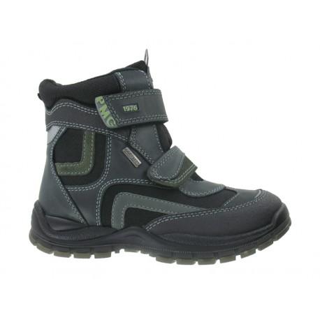 Primigi Matis GTX Junior black/green/grey 9711077
