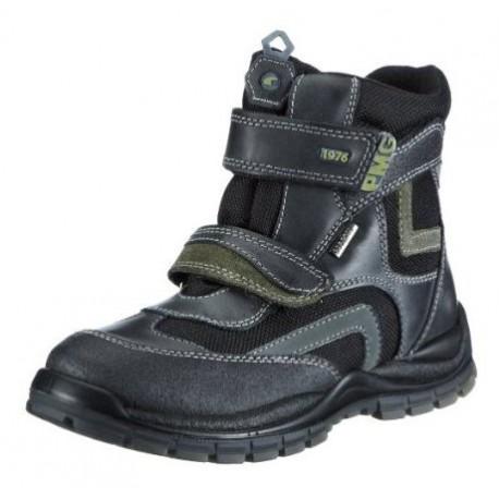Primigi Matis GTX Kids black/green/grey 9711077 (5)