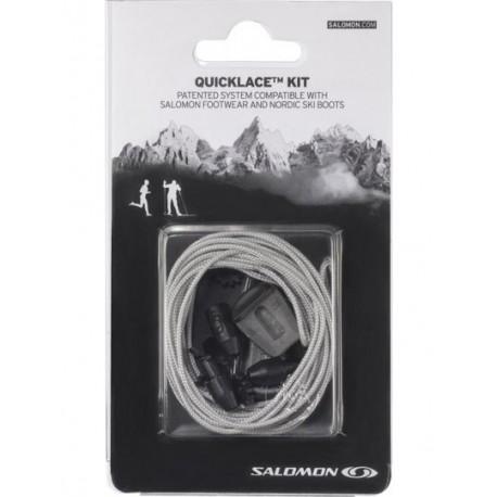 Salomon QuickLace Kit grey 326676