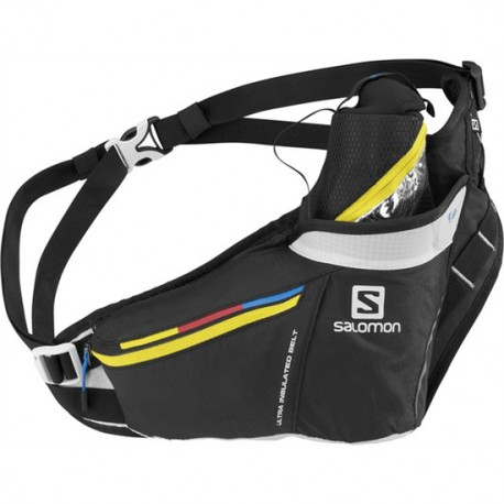 Salomon Ultra Insulated Belt black/yellow/white 351858