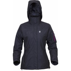 High Point Victoria Lady Jacket black dámská nepromokavá bunda BlocVent 2L SDWR