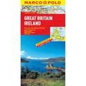 Marco Polo Velká Británie, Irsko 1:800 000 automapa
