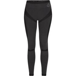 Zajo Peak Lady Pants černá dámské spodky dlouhá nohavice