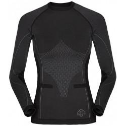 0f667826912 Zajo Peak Lady T-shirt LS černá dámské triko dlouhý rukáv