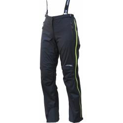 High Point Explosion Pants black/oasis zip dámské nepromokavé kalhoty BlocVent Pro 3L DWR