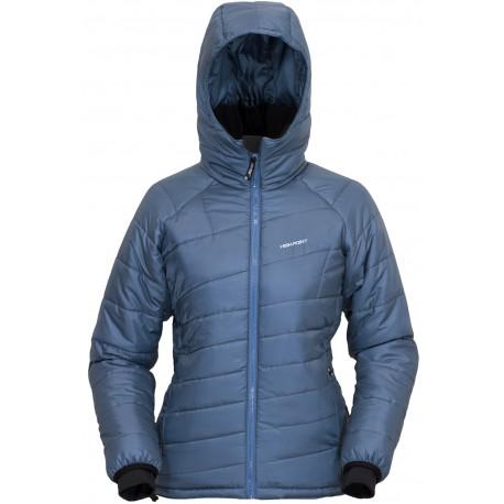 High Point Thermal miss blue dámská zimní bunda Climashield Apex