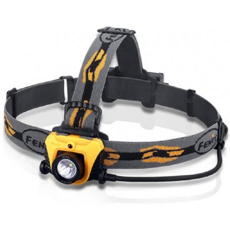 Fenix HP01 černá/žlutá
