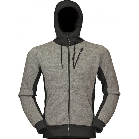 High Point Woolcan Hoody grey
