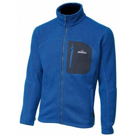 Pinguin Thermal Pro Man Full Zip modrá