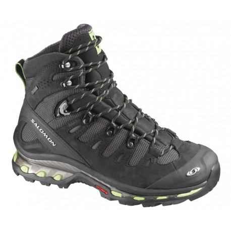 Salomon Quest 4D GTX W asphalt/v. green 358855 dámské nepromokavé trekové boty
