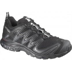 Salomon XA Pro 3D black/dark cloud 356801 pánské prodyšné běžecké boty