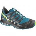 Salomon XA Pro 3D darkness blue/black 356797 pánské prodyšné běžecké boty
