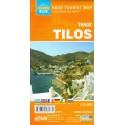 ORAMA Tilos 1:35 000 turistická mapa
