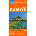 ORAMA Samos 1:70 000 turistická mapa