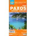 ORAMA Paxos, Antipaxos 1:25 000 turistická mapa