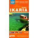 ORAMA Ikaria 1:55 000 turistická mapa