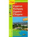 ORAMA Cyprus/Kypr 1:320 000 automapa