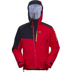 High Point Radical Jacket red/black