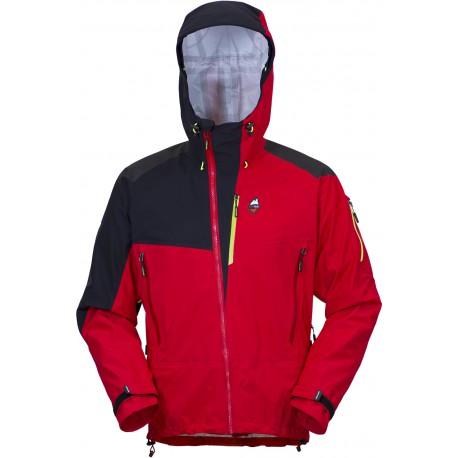 High Point Radical Jacket red/black