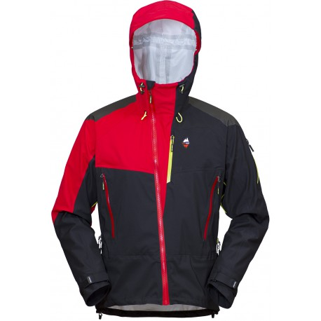 High Point Radical Jacket black/red