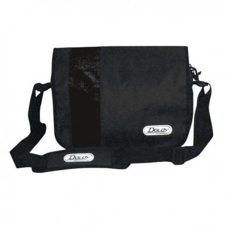 Doldy Messenger Bag Cordura šedá