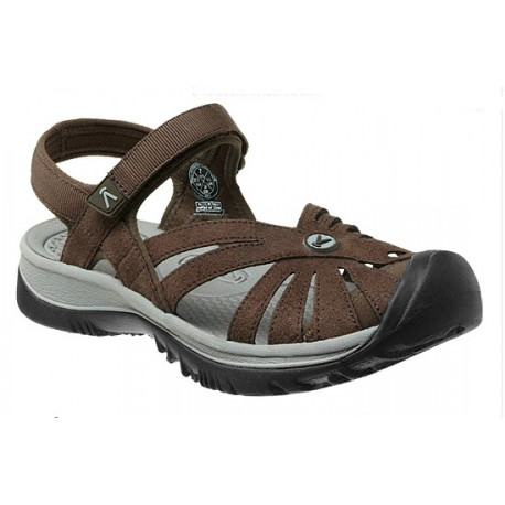Keen Rose Sandal W cascade brown/neutral gray dámské outdoorové sandály i do vody