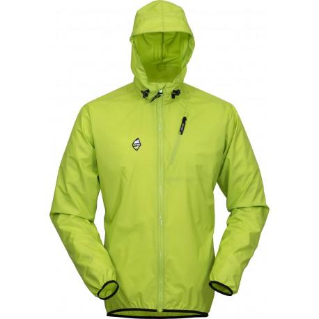 High Point Breeze Jacket lime green pánská lehká bunda