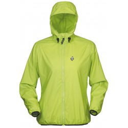 High Point Breeze Lady Jacket lime green dámská lehká větruodolná bunda