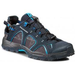 Salomon Techamphibian 3 deep blue/autobahn 356783 pánské sandály i do vody