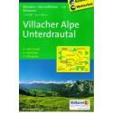 Kompass 64 Villacher Alpe, Unterdrautal 1:50 000 turistická mapa