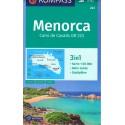 Kompass 243 Menorca 1:50 000 turistická mapa