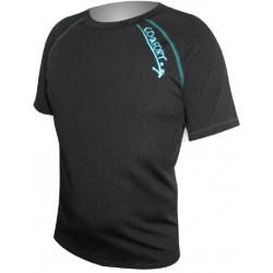 Jitex BoCo Ikat 901 TSS černá/zelená pánské triko krátký rukáv