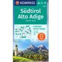 Kompass 699 Südtirol, Alto Adige 1:50 000 turistická mapa