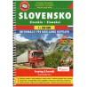 Freytag a Berndt Slovensko 1:100 000 turistický autoatlas