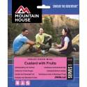 Mountain House Pudink s ovocnou směsí 1 porce expediční strava