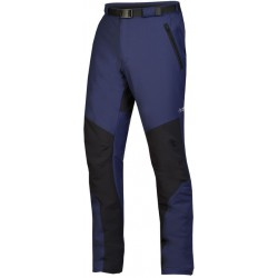 Direct Alpine Badile 3.0 blue/black pánské turistické kalhoty Cordura/Coolmax/Thermolite