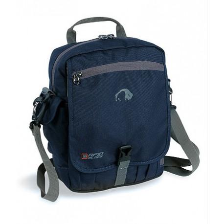 Tatonka Check In XL RFID B tmavě modrá, model 2015 příruční taška přes rameno