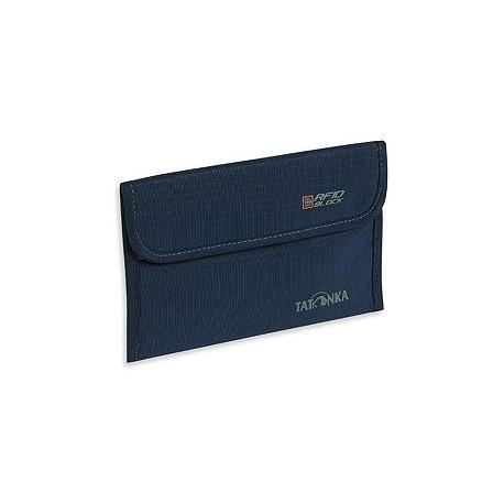 Tatonka Travel Folder RFID B tmavě modrá