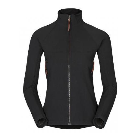 Zajo Air LT Lady Jacket černá dámská softshellová bunda