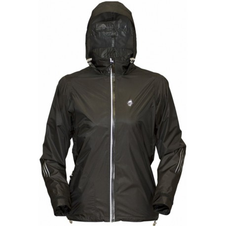 High Point Road Runner Lady Jacket black dámská nepromokavá bunda BlocVent 2,5LSuper Light