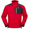 High Point Stratos red pánská softshellová bunda Mechanical Softshell BlocVent 3L DWR