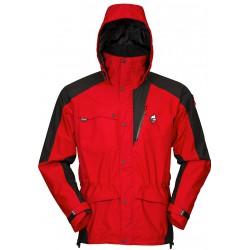 High Point Mania 5.0 red/black pánská nepromokavá bunda BlocVent 2L DWR