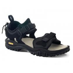 Asolo Scrambler black trekové sandály