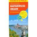 Marco Polo Maďarsko 1:300 000 automapa