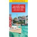 Marco Polo Španělsko, Portugalsko, Andorra 1:800 000 automapa