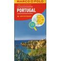Marco Polo Portugalsko 1:300 000 automapa