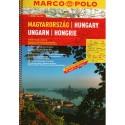 Marco Polo Maďarsko 1:300 000 autoatlas